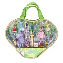 Tinker Bell Figurine Fashion Play Set