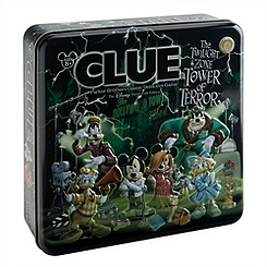 Clue® The Twilight Zone Tower of Terror Game