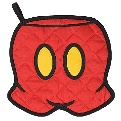 Mickey Mouse Potholder - Personalizable