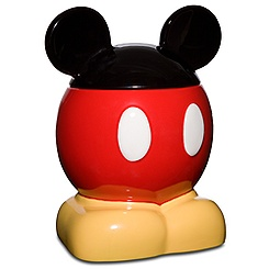 Best of Mickey Mouse Cookie Jar