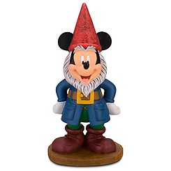 Mickey Mouse Garden Gnome Figure -- 13''