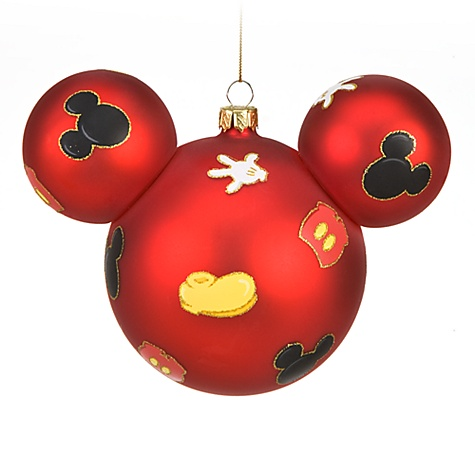 Best of Mickey Mouse Ornament