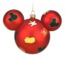 Mickey Mouse Ornament