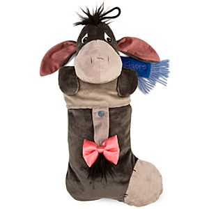 Eeyore Plush Stocking