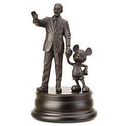 ''Partners'' Walt Disney and Mickey Mouse Statue