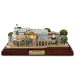 Walt Disney World Resort Chapeau and Confectionery Miniature