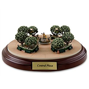 Walt Disney World Resort Central Plaza Miniature by Olszewski