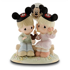 ''Happiness is Best Shared Together'' Precious Moments Figurine