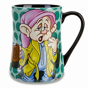 Morning Dopey Mug