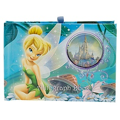 Tinker Bell Autograph Book and Photo Album