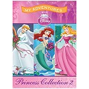 Disney Princess Collection 2 Personalized Book - Standard Format