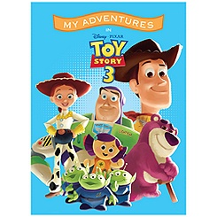 Toy Story 3 Personalized Book -- Large Format