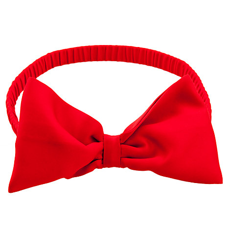 Snow White Red Bow Costume Baby Headband And The Seven