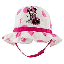 Minnie Mouse Hat for Baby