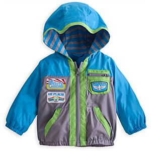 Buzz Lightyear Hooded Jacket for Baby