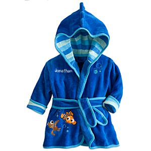 Nemo Bath Robe for Baby - Personalizable