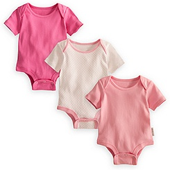 Disney Cuddly Bodysuit Set for Baby - Pink