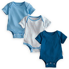 Disney Cuddly Bodysuit Set for Baby - Blue
