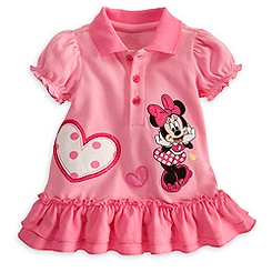 Minnie Mouse Polo Dress for Baby