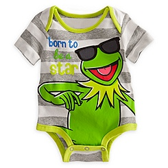 Kermit Disney Cuddly Bodysuit for Baby - The Muppets