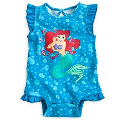 Ariel Disney Cuddly Bodysuit for Baby
