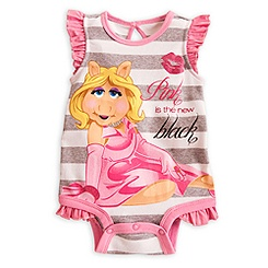 Miss Piggy Disney Cuddly Bodysuit for Baby