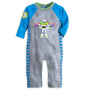 Buzz Lightyear Coverall for Baby