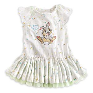 Thumper Woven Dress for Baby