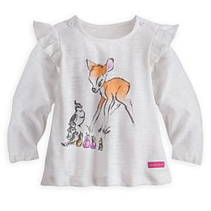 Bambi Long Sleeve Tee for Baby