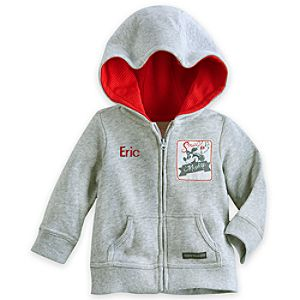 Mickey Mouse Hoodie for Baby - Personalizable