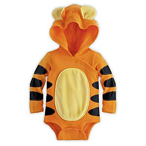 Tigger Disney Cuddly Bodysuit Costume