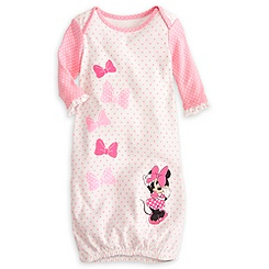 Minnie Mouse Gown for Baby