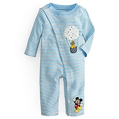 Mickey Mouse and Pluto Coverall for Baby
