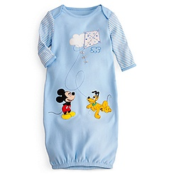 Mickey Mouse and Pluto Gown for Baby