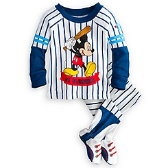 Mickey Mouse PJ Pal for Baby