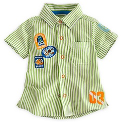Finding Nemo Woven Shirt for Baby