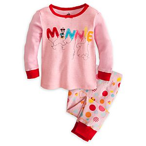 Minnie Mouse Balloon PJ PALS for Baby