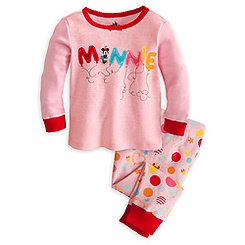 Minnie Mouse Balloon PJ Pal for Baby
