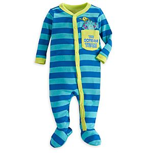 Monsters, Inc. Stretchie Sleeper for Baby