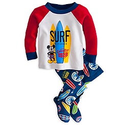 Mickey Mouse Surf PJ Pal for Baby