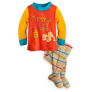 Simba PJ Pal for Baby - The Lion King