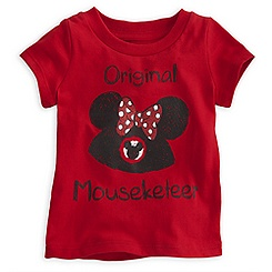 The Mickey Mouse Club Tee for Baby - Minnie
