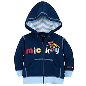 Mickey Mouse Hoodie for Infants