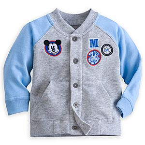 Mickey Mouse Raglan Jacket for Baby