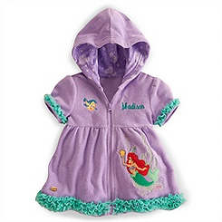 Ariel Cover-Up for Baby - Personalizable