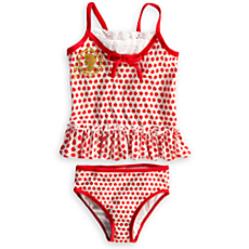 Snow White Swimsuit for Baby