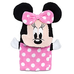 Minnie Mouse Bath Mitt for Baby