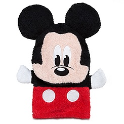 Mickey Mouse Bath Mitt for Baby