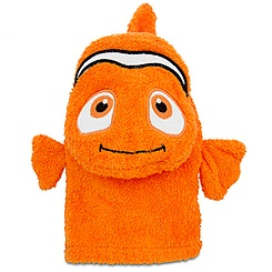 Finding Nemo Bath Mitt for Baby
