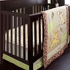 Lion King Crib Bedding Set